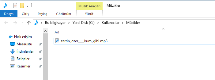 Youtube Mp3 Programı