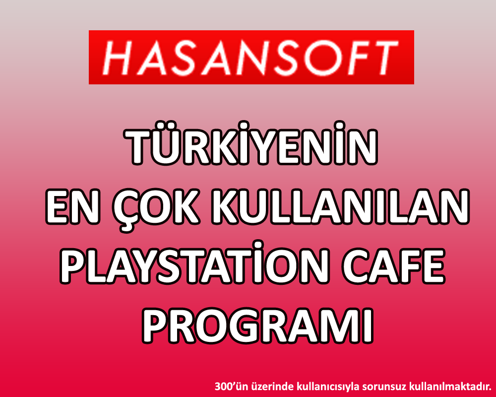 Playstation Cafe Programı